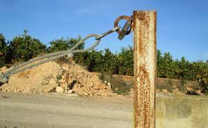Más seguridad pasiva para evitar robos en el campo
