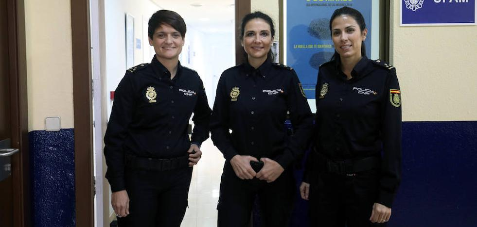 Ángeles con placa: así son los policías que defienden a las mujeres valencianas maltratadas