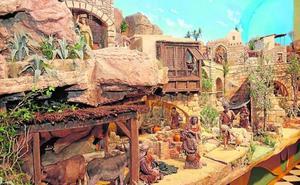 La Exposición de Belenes abre sus puertas en la Diputación de Alicante