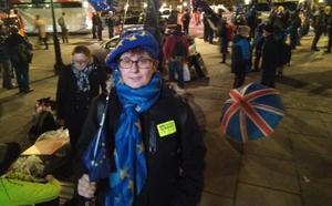 La voz de los españoles contra el 'Brexit'