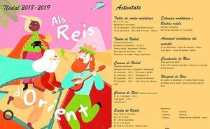 Actividades infantiles y cine gratuito por Navidad