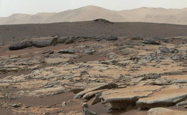 El estremecedor sonido del viento en Marte