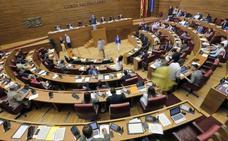 Transparència tampoco fiscaliza el dinero de los grupos de Les Corts Valencianes