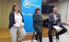 Bonig avala a Pla como candidata en Xàtiva por defender «el legado» del PP