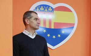 Toni Cantó: «Puig asume tesis nacionalistas que dan problemas a España»