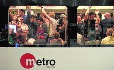 El metro nocturno se estrena el viernes en Valencia con frecuencias de entre 20 y 60 minutos