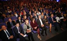 El Palacio de Congresos celebra 20 años con un homenaje a sus embajadores