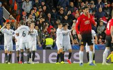 A la Europa League de cabeza