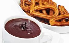 Lugares donde tomar chocolate caliente y churros en Valencia