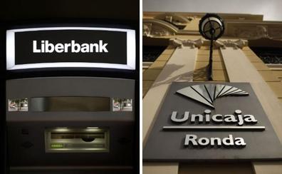Unicaja y Liberbank exploran una fusión que les convertiría en el sexto banco de España