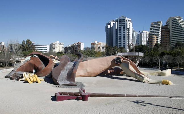 Cinco parques de cuento en Valencia