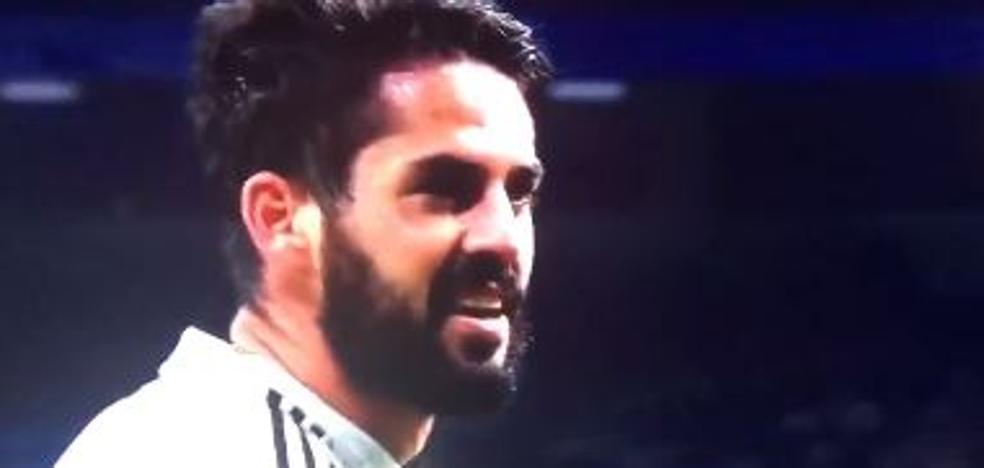 Isco se encara con la grada y el Real Madrid recibe la mayor goleada de su historia en el Bernabéu en Champions