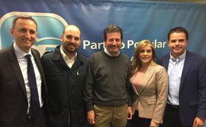 El teuladino Raúl Dalmau, elegido nuevo coordinador del PP provincial