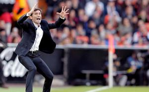 Valencia-Manchester United, en directo