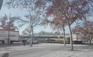 El ejecutivo asegura que se mantienen las mismas plazas de aparcamiento en el recinto ferial de Gandia