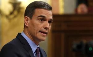 Sánchez, sobre Cataluña: «Nada mejor que un referéndum para partir en dos la sociedad»
