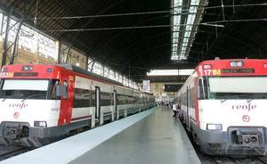 Renfe cancela este viernes 18 trenes en la Comunitat por la huelga de interventores
