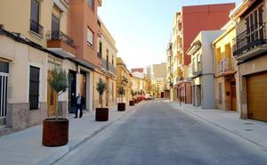 Torrent invierte 350.000 euros en recuperar una calle del casco antiguo