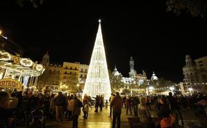 Grezzi estudia ampliar los cortes de tráfico en el centro de Valencia en navidades