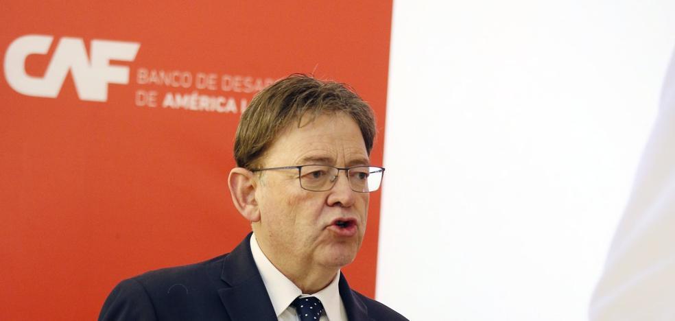 Ximo Puig: «Valencia canaliza el 30% del tráfico de los puertos españoles»