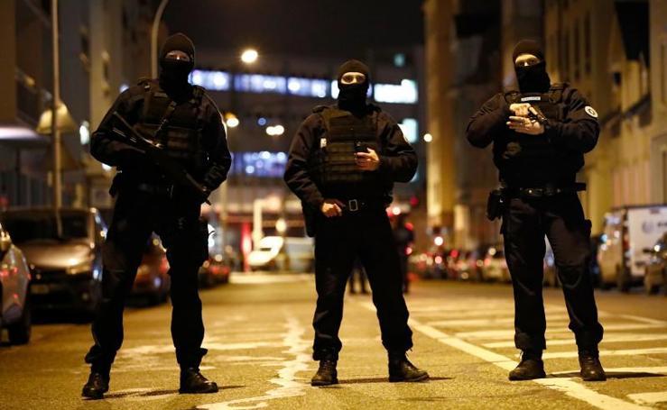 Operativo policial contra Chérif Chekatt, el terrorista de Estrasburgo