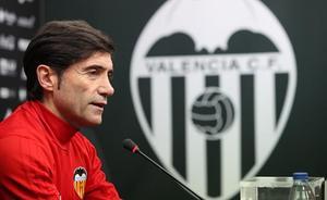 El Valencia CF valorará fichar un sustituto de Guedes