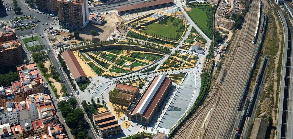 El Parque Central de Valencia abre este lunes