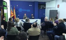 El comité del PP escuchará las ideas de Soler y Barber antes de escoger candidato