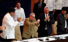 El bloque bolivariano se blinda frente al avance de la derecha