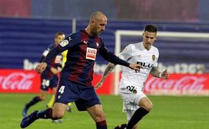Igualada entre Eibar y un Valencia abonado al empate