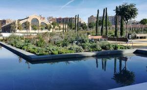 Así abre hoy las puertas el Parque Central de Valencia