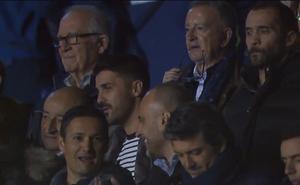 VÍDEO | David Villa vuelve a Valencia
