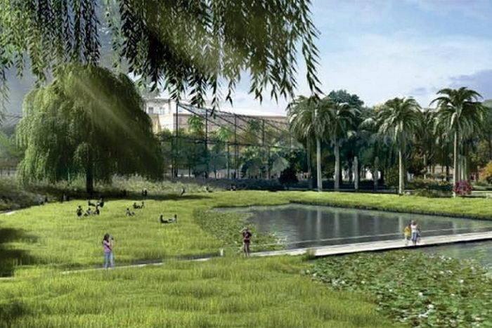 Fotos Futuro Parque Central