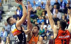 El Valencia Basket llega a Trento con tres horas de retraso