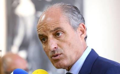 El juez investiga a Francisco Camps por los contratos de la Generalitat con Gürtel