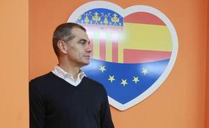 Toni Cantó afirma que la decisión de ser candidato a la Generalitat «ya está tomada» y la comunicará cuando el partido «dé el pistoletazo de salida»