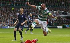 El Celtic de Glasgow menos peligroso de los últimos tiempos