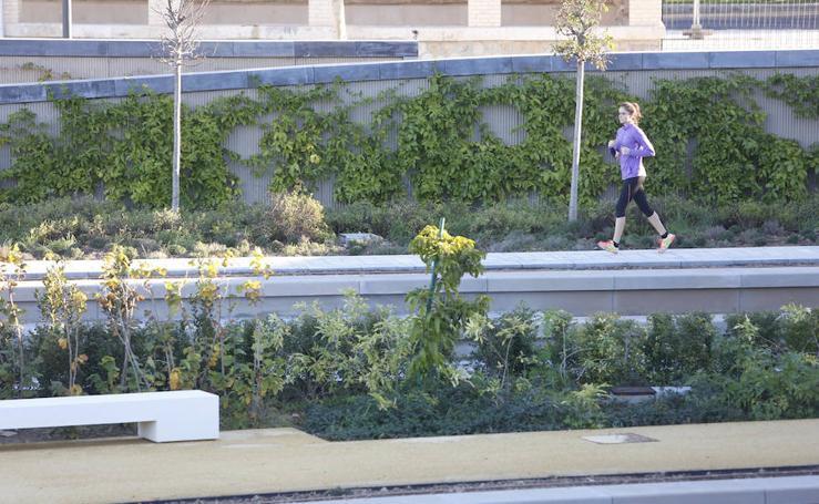 Los valencianos ya tienen su Parque Central