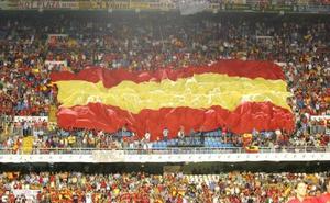 Mestalla acogerá un partido de la selección española justo la semana del centenario del Valencia CF