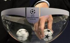 Ajax-Real Madrid, Lyon-Barça y Atlético-Juventus, en octavos