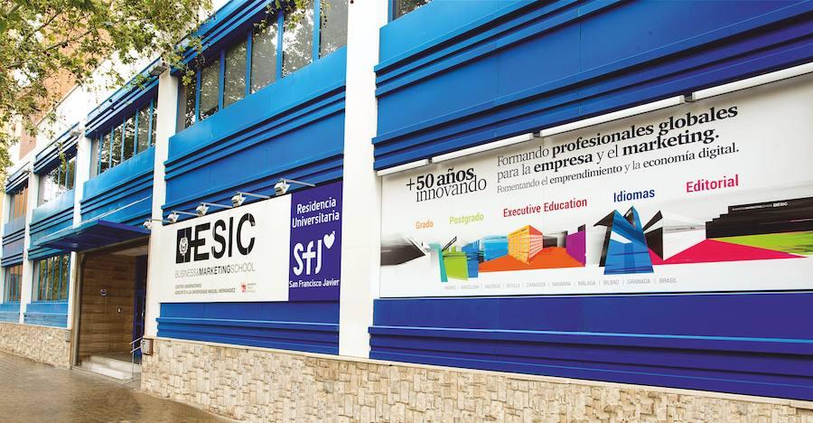 ESIC, entre las mejores escuelas de negocios del mundo