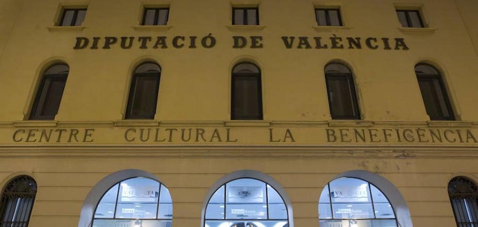 Daños en la sala Alfonso el Magnánimo del Centro Cultural la Beneficencia obligan a cancelar la programación