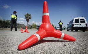 Detenido por circular a 123 km/h por la avenida Hermanos Machado de Valencia y dar positivo en cocaína