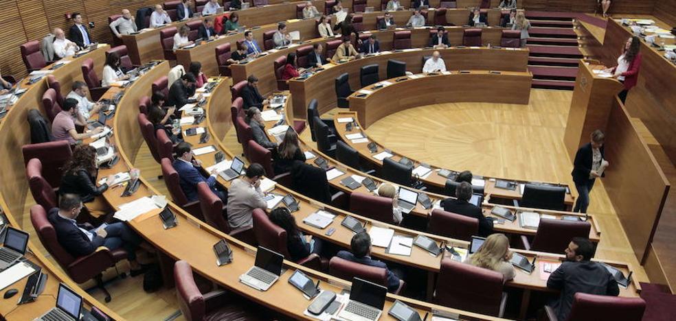 Nuevas ausencias en la comisión sobre la financiación de PSPV y Bloc