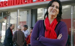 Rosa Pérez Garijo, candidata de EUPV a la Generalitat con sólo el 20,25% de participación
