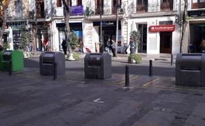 El Ayuntamiento de Valencia instalará contenedores soterrados en cinco barrios