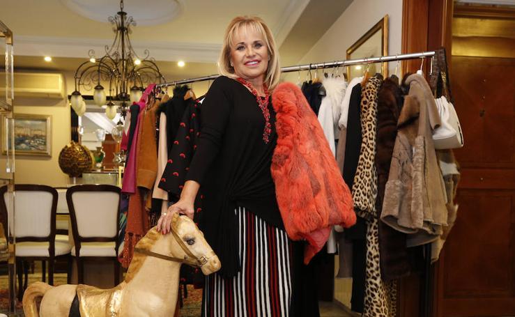 El armario de Elvira Ferrer