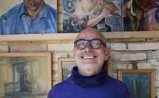 Juan Andrés Mompó: «La gente me da un miedo horroroso. Prefiero vivr aislado»