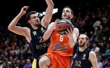 Sergi García vuelve lesionado de Trento
