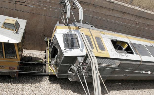 El Constitucional anula parte de la comisión de investigación del metro